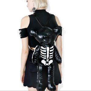 Dolls Kill | Current Mood Deady Teddy Backpack